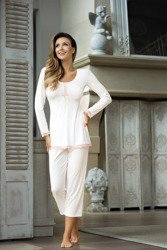 07e41c2d3feec1 ANGELINA-B /16Z piżama BABELLA